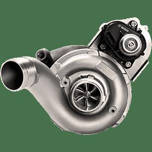 Продажа и замена турбины